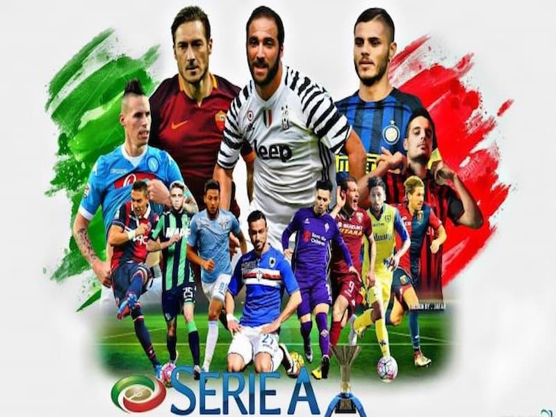 giải đấu Serie A